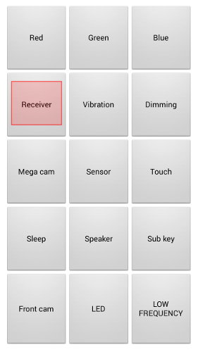 Lautsprecher Diagnose-Tool